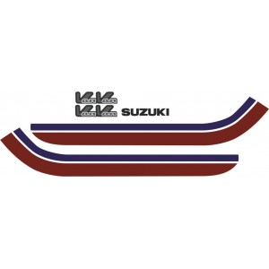 Kit Pegatinas Suzuki Van Van 125