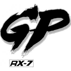 Pegatinas RX-7 GP