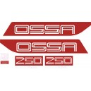 Pegatinas Ossa 250 Copa