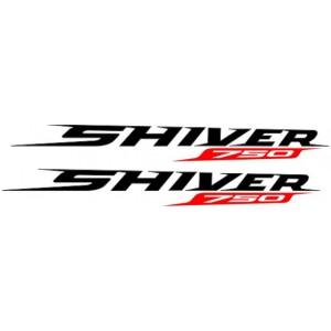 Pegatinas Aprilia Shiver 750