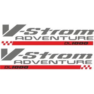 Kit Pegatinas V-Strom Adventure