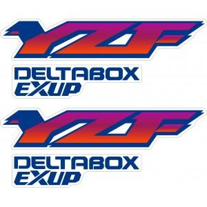 Pegatinas Yamaha YZF Exup