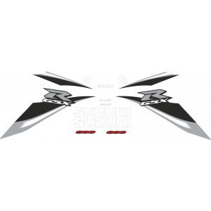 Kit Pegatinas GSXR600 k9