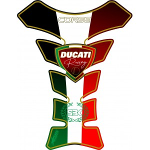 Protector deposito Ducati Racing