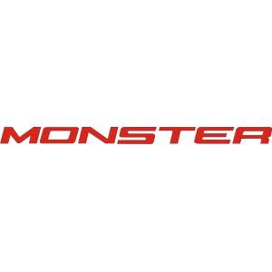 2x Pegatinas Monster nuevo